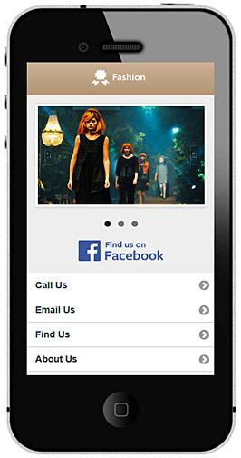 Mobile Website 004
