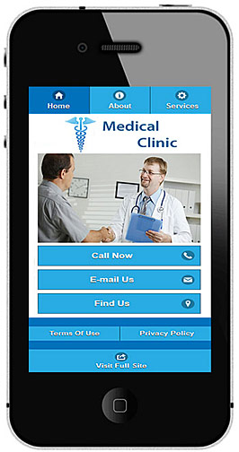 Mobile Website 002