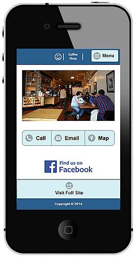 Mobile Website 003